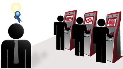 .NET kiosk application, WPF kiosk application, C# kiosk application