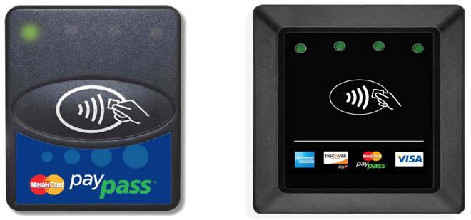 IDTech ViVOpay kiosk EMV contactless NFC card readers