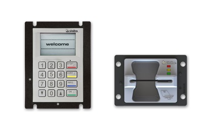VeriFone Unattended Devices Kiosk EMV chip and PIN solutions
