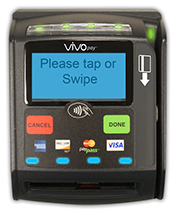 IDTech ViVOpay kiosk EMV chip and contactless readers