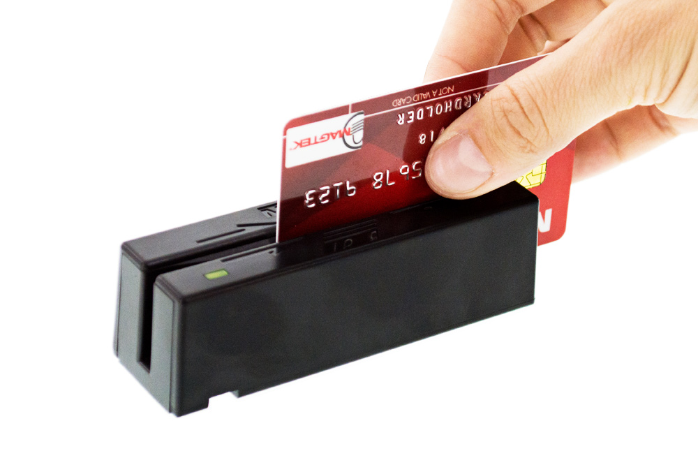 Parse Credit Card Data from a Magnetic Stripe Reader Using JavaScript