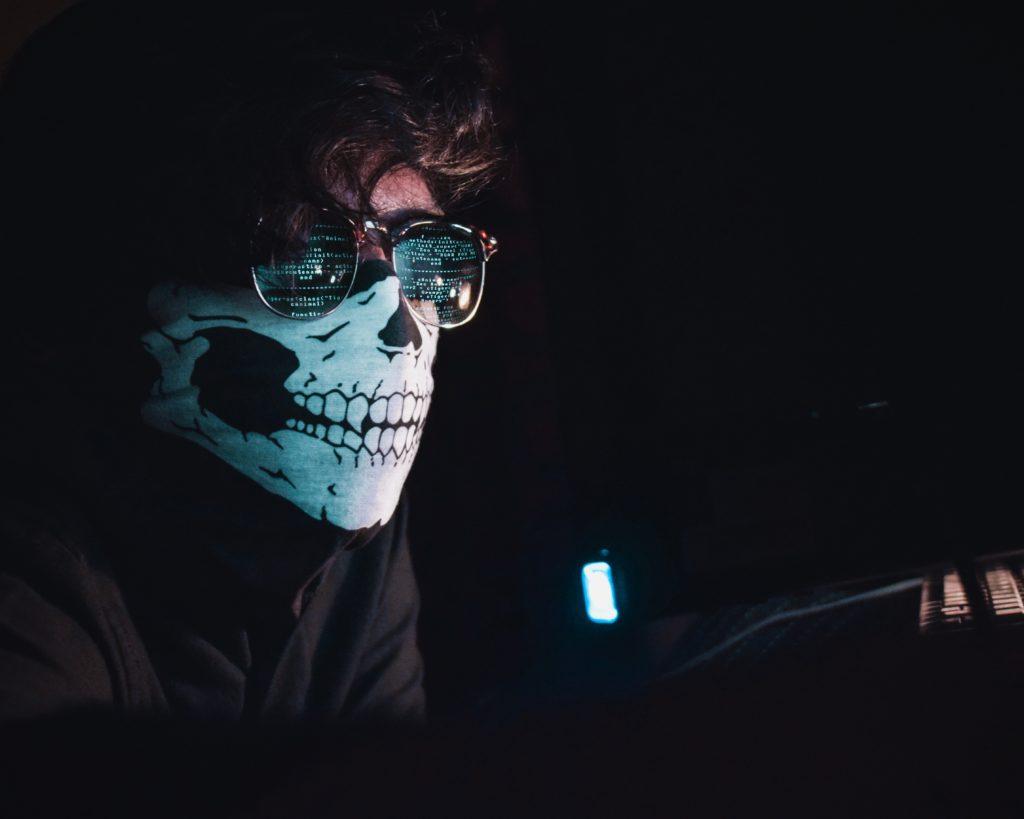 Kiosk hacker